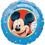 Disney Mickey Fólia lufi 43 cm