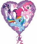 My Little Pony Fólia lufi 43 cm