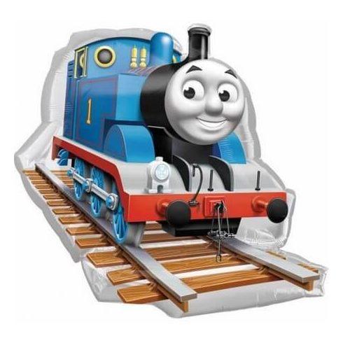 Thomas a gőzmozdony fólia lufi 74cm