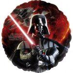 Star Wars fólia lufi Dart Vader 43cm