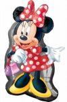 Disney Minnie Fólia lufi 81 cm
