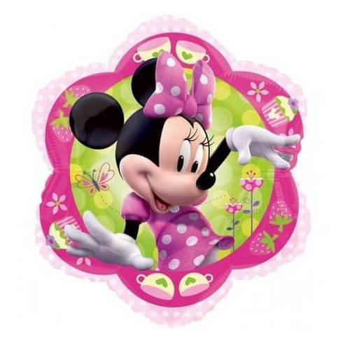 Disney Minnie fólia lufi hello 43cm