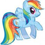 My Little Pony Fólia lufi 71 cm