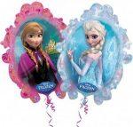 Disney Jégvarázs, Frozen Fólia lufi 78 cm