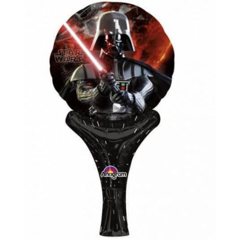 Star Wars kézi fólia lufi
