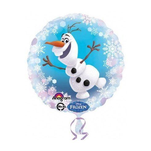 Disney Jégvarázs fólia lufi Olaf 43cm