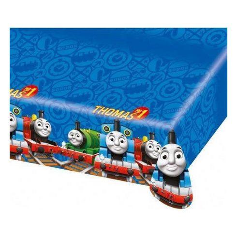Thomas a gőzmozdony asztalterítő 120x180cm