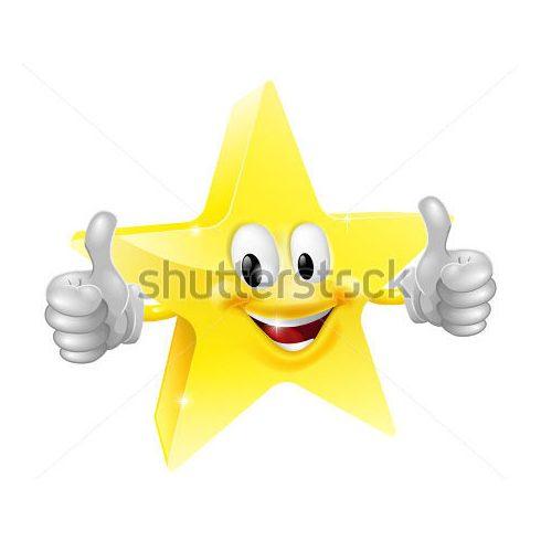 Emoji szívószál 8 db-os szett
