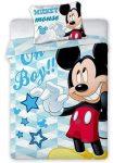 Disney Mickey ovis ágyneműhuzat 100x135cm, 40x60cm