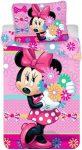 Disney Minnie ágyneműhuzat virágos