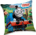 Thomas a gőzmozdony párna, díszpárna 40*40 cm