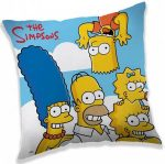 A Simpson család párna díszpárna team