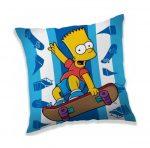A Simpson család párna díszpárna gördeszka
