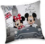 Disney Minnie és Mickey london párna díszpárna