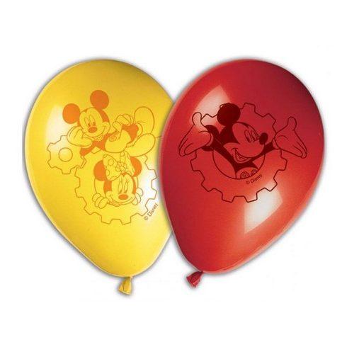 Disney Mickey léggömb lufi 8 db-os