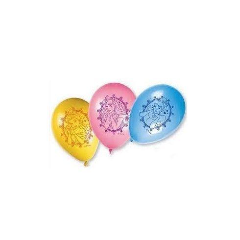 Disney Hercegnők léggömb lufi rajz 8 db-os