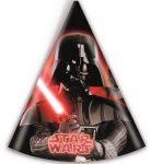 Star Wars Parti kalap, csákó 6 db-os