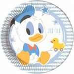 Disney Donald papírtányér 8 db-os 19,5 cm
