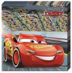 Disney Verdák, Cars szalvéta 20 db-os