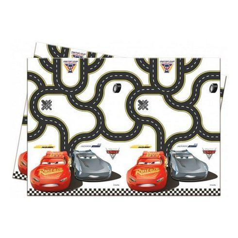 Disney Verdák asztalterítő cars3 120x180cm