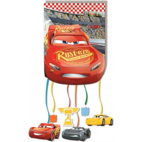 Disney Verdák pinata cars3