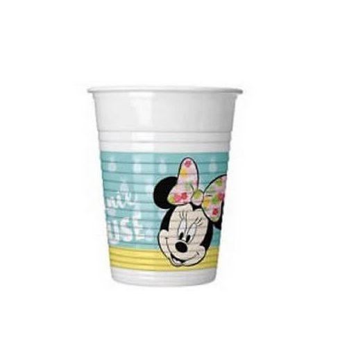 Disney Minnie party pohár tropical 8 db-os 200ml