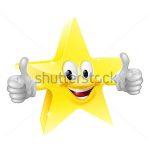 Hello Kitty étkészlet kerámia csillag