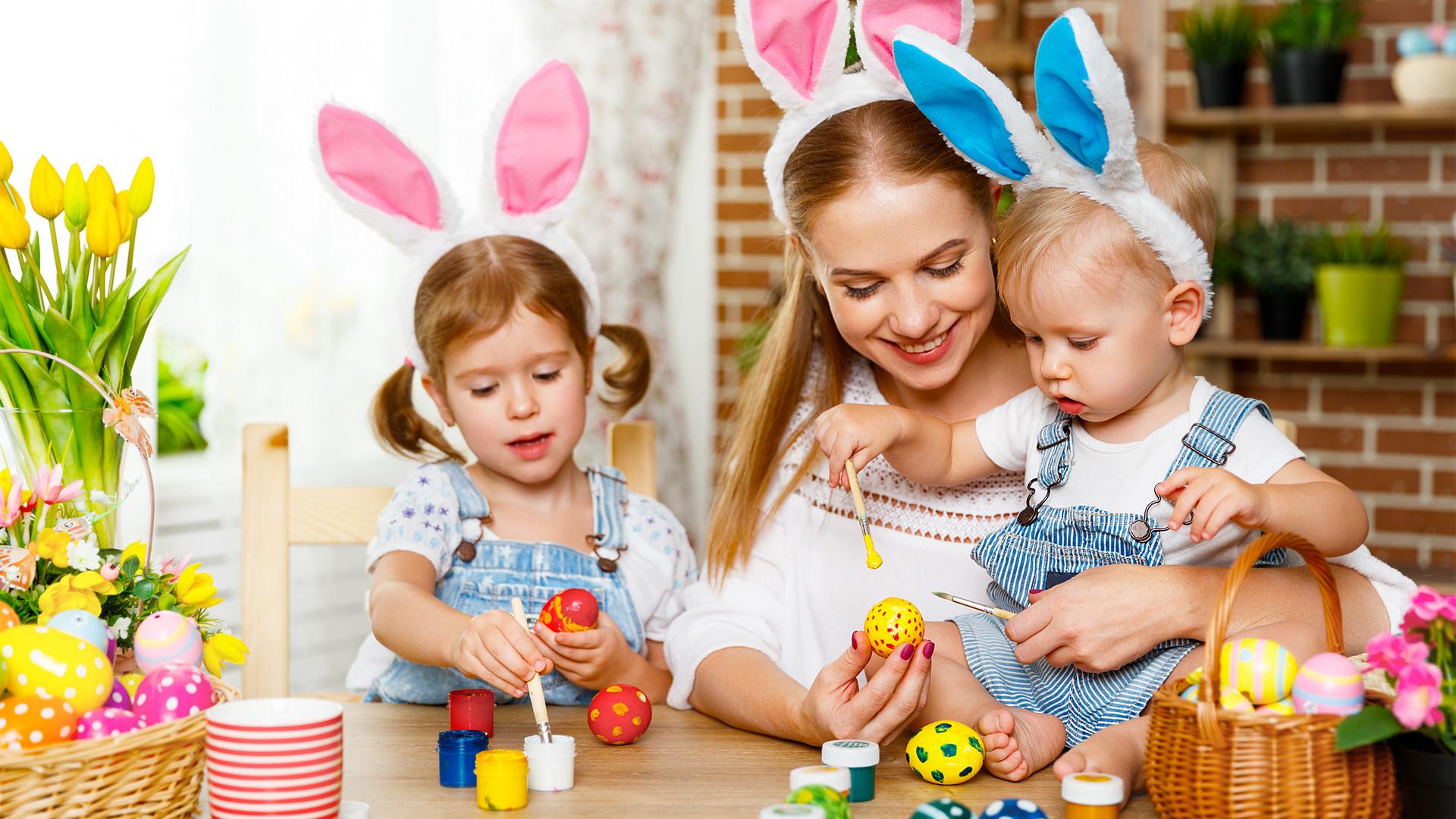 Húsvéti ajándékok, amelyeknek minden gyerkőc örül!