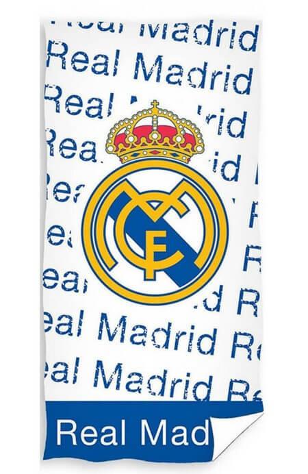 Real Madrid törölköző fürdőlepedő 75x150cm