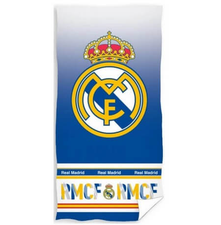 Real Madrid törölköző fürdőlepedő RMCF